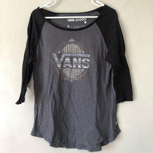 Vans Baseball T-shirt